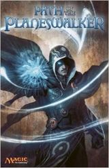Couverture Magic the Gathering: Path of the Planeswalker