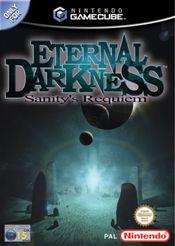 Jaquette Eternal Darkness