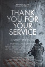 Affiche Thank You for Your Service