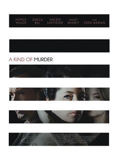 Affiche A Kind of Murder