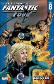 Couverture Devils : Ultimate Fantastic Four, Volume 8