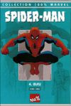 Couverture Bleu - Spider-Man (100% Marvel), tome 4