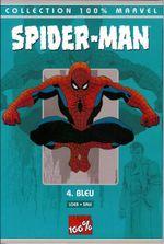 Couverture Bleu - Spider-Man (100% Marvel), tome 4