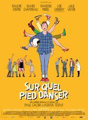 Affiche Sur quel pied danser