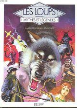 Couverture Mythes & Légendes, les Loups