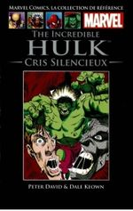 Couverture The Incredible Hulk : Cris Silencieux
