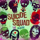 Pochette Suicide Squad: The Album (OST)