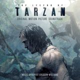 Pochette The Legend of Tarzan (OST)