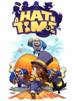Jaquette A Hat in Time