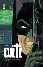 Couverture Batman - Le Culte