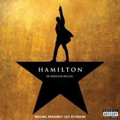 Pochette Hamilton: An American Musical (OST)