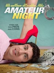 Affiche Amateur night