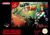Jaquette Earthworm Jim