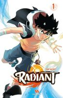 Couverture Radiant