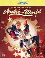 Jaquette Fallout 4 : Nuka-World