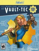 Jaquette Fallout 4 : Vault-Tec Workshop