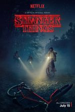 Affiche Stranger Things