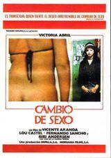 Affiche Cambio de sexo