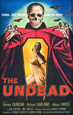 Affiche The Undead