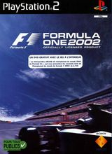 Jaquette Formula One 2002