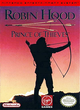 Jaquette Robin Hood : Prince of Thieves
