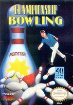 Jaquette Championship Bowling