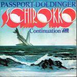 Pochette Schirokko / Continuation (Single)