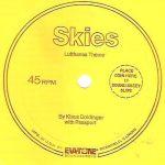 Pochette Skies (Lufthansa Theme) (Single)