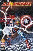 Couverture JLA / Avengers - Livre 4 - Chaos sidéral