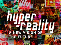 Affiche Hyper-Reality