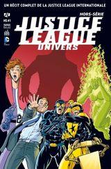 Couverture Justice League Univers Hors-Série 1