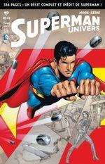 Couverture Superman Univers Hors-Série 2