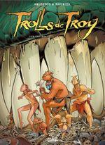 Couverture L'Or des trolls - Trolls de Troy, tome 21