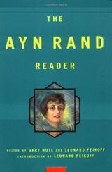 Couverture The Ayn Rand reader