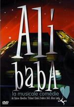 Affiche Ali Baba, la musicale comédie