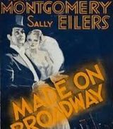 Affiche Made on Broadway