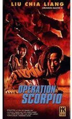 Affiche Opération Scorpio