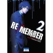 Couverture Re/member tome 2