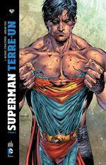Couverture Superman : Terre-Un, tome 2