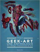 Couverture Geek-Art : Une anthologie - Volume 3