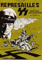 Affiche SS Représailles