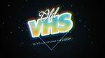 Affiche OLD VHS