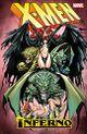 Couverture X-Men: Inferno Volume 2