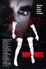Affiche Body Parts