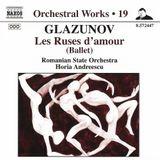 Pochette Orchestral Works, Volume 19: Les Ruses d'amour (Ballet)