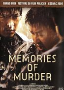 Affiche Memories of Murder