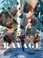 Couverture Ravage, tome 1