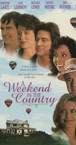 Affiche A Weekend in the Country