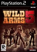 Jaquette Wild Arms 5