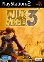 Jaquette Wild Arms 3